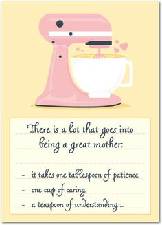 Mom's Recipe - Mother's Day Greeting Cards in Bisque | Magnolia Press
