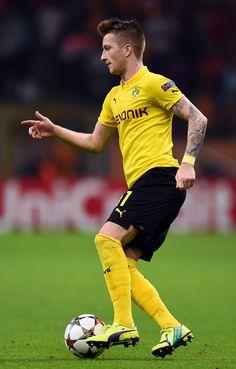 Marco Reus Photos: Galatasaray AS v Borussia Dortmund
