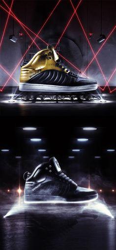 Supra Footwear - S1W by Sakke Soini