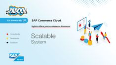 Learn about Cloud and Scalability in SAP Hybris - book you consultation today! #Spadoom #SAPHybris #c4hanaZurich #hybrisSwitzerland #hybrisZurich Ecommerce Solutions, Spa, Clouds, Learning, Business, Books, Libros, Studying, Book