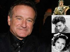Le décès de Robin Williams suscite beaucoup d'intérêt. Ce n'est pas la première fois qu'une telle réaction suit le décès d'une vedette. Nous n'avons qu'à penser aux décès de vedettes comme Elvis Presley, Michael Jackson, Whitney Houston, James Brown et Judy Garland.