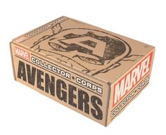 The Funko Marvel Collectors Corps Box subscription. Marvel Collector Corps, The Collector, Marvel Box, Monthly Subscription Boxes, Vinyl Toys, Toys For Girls, Vinyl Figures, Action Figures, Cool Toys