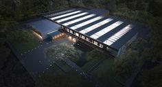 Galeria de Proposta para Centro Cultural de Eventos e Exposições em Paraty / Grupo Sarau - 2
