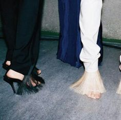 Helmut Lang F/W 2005.  Photo by Juergen Teller