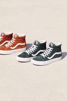 c1b6f3c4a2f Vans Sk8-reissue Suede High-Top Sneaker Vans Sk8