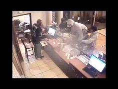 On 12-29-2012, at around 1am, 2 black males and a black female entered the Crescent Hotel at 5701 Longview Rd, and asked about a room. One of them then pulled a gun, and they demanded money from the register. One of the men jumped the counter, and ordered the employee to the back room where he demanded money from the safe. Anyone with information is asked to call the Tips Hotline at 816-474-TIPS (8477).