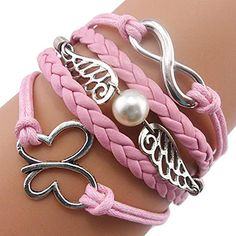 7de7a365fe2 SusenstoneHandmade Adjustable Multilayer Bracelet Wristband * Check this  awesome product by going to the link at the image. (This is an affiliate  link)