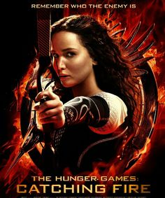 The Hunger Games Catching Fire :-)