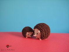 joana em banho maria: Ouriços em banho-maria!!