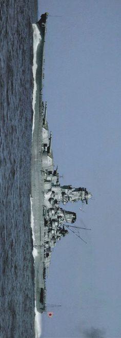 Imperial Japanese Navy Battleship Yamato 大日本帝国海軍戦艦-大和