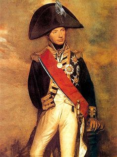 Admiral Lord Nelson (ALAMY)