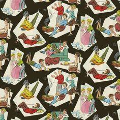 Bye Bye Birdy, 36437-X, Windham Fabrics