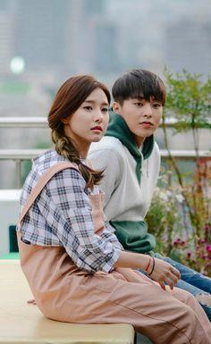 Falling for Challenge: EXO Xiumin, Kim So Eun. #kdrama