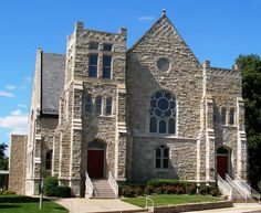The Stone Church Independence, Missouri - A Congregation of the Community of Christ