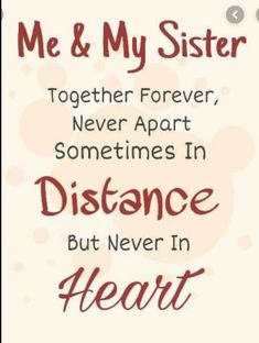 pin celina derlly on addy sister love quotes sister Sister Bond Quotes, Cute Sister Quotes, Sister Poems, Sibling Quotes, Brother Sister Quotes, Brother And Sister Love, Sister Birthday Quotes, Dear Sister, Family Quotes