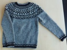 Ravelry is a community site, an organizational tool, and a yarn & pattern database for knitters and crocheters. Fair Isle Knitting Patterns, Fair Isle Pattern, Knit Patterns, Rowan Felted Tweed, Ravelry, Icelandic Sweaters, Make Your Own Clothes, How To Purl Knit, Textiles