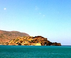 Spinalonga.. just some miles from Crete. once used as the island for the ones with leprosy