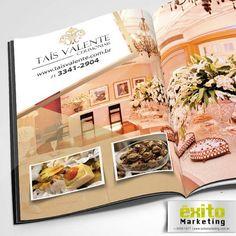 Anúncio Revista  Cliente: Taís Valente Cerimoniais 2013