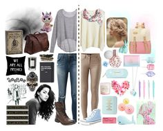A fashion look from August 2015 featuring long-sleeve shirt, cable-knit sweater and stretch jeans. Browse and shop related looks. Oliver Gal, Second World, Cable Knit Sweaters, Stretch Jeans, Cotton Candy, Steve Madden, Tiffany, Alexander Mcqueen, Long Sleeve Shirts