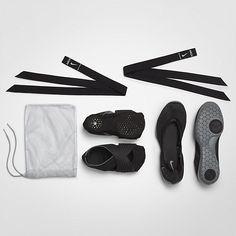 more photos 20a91 a5c7c Nike Studio Wrap Pack 3 – Système de chaussures en trois parties Chaussure,  Enveloppe De