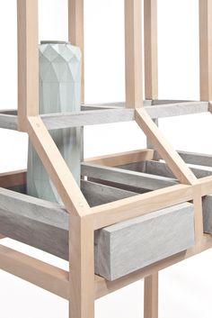 NewspaperWood / Mieke Meijer & Studio Vij5 | Design d'objet