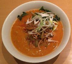 担々麺/紅梅園