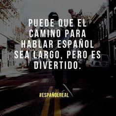 Diviértete aprendiendo!   #EspañolReal #LearnSpanish #RealSpanish #AprenderEspañol