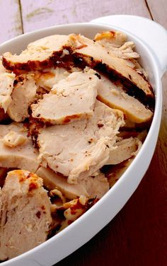 Crock Pot Everything Chicken Recipe -  3 pounds boneless, skinless chicken breasts or boneless, skinless chicken of choice 1/4 cup extra virgin olive oil 1- 2 tablespoons chopped garlic 1 1/2 teaspoons salt 1 teaspoon pepper 1/2 cup low sodium vegetable or chicken broth