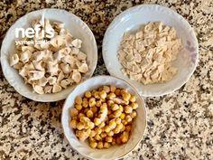 Mantı Çorbası - Nefis Yemek Tarifleri - #7495969 Cereal, Vegetables, Breakfast, Food, Meal, Eten, Vegetable Recipes, Meals, Veggies