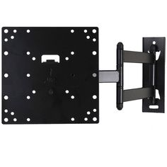 "VideoSecu Tilt Swivel Low profile (1.9"") TV Wall Mount Bracket for most 23""-37"", some LED up to 42"" with VESA 200x200 200x100 100x100 LCD LED Plasma TV or Monitor, Articulating arm (20"" extension) 3KB"