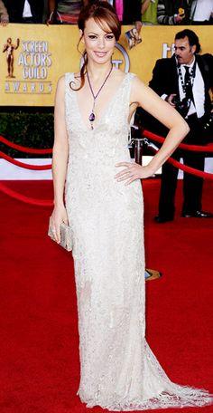 Berenice Bejo in Ralph Lauren 2012