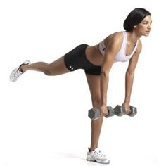The Best New Exercises  for every part of a woman's body!