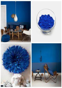 Cobalt blues... So pretty!