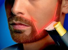 Philips 9000 - Lazer Guided Beard Trimmer