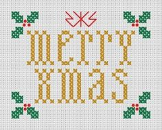 love this little cross stitch