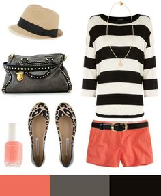 Stripes and cheetah!
