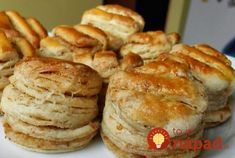 Ak Hungarian Cuisine, Hungarian Recipes, Silvester Party, Bread And Pastries, Food 52, Main Dishes, Biscuits, Muffin, Food And Drink