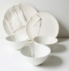 Simply clever ceramics from Marianne Van Ooij!