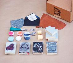 Make A Rad Stamp Kit//