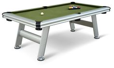 Eastpoint Sports 84 Quot Outdoor Billiard Pool Table With