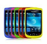 7-in-1 Colorful Rubberized Snap-On Hard Skin Case Cover Accessories for Blackberry Torch 9800 by ElectroMaster Reviews - 7-in-1 Colorful Rubberized Snap-On Hard Skin Case Cover Accessories for Blackberry Torch 9800 by ElectroMaster      Protect your