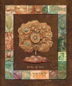 Garden of Eden - Mosaic