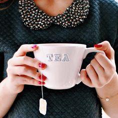 @paigelikes pinterest / coffee & tea.