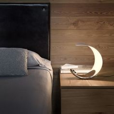 Curl Table Lamp by Luceplan