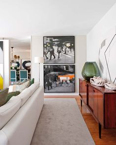 New style!Mixing #midcenturymodern with new