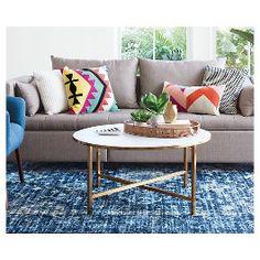 Marlton Round Coffee Table   Threshold™ Living Room Designs, Living Room  Ideas, Home