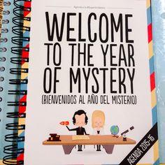 2016 mistery year