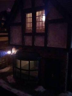 Scrooge`s Kontor oder Mezzanottis Nr. House