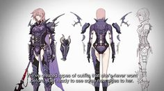 Square Enix has opened its doors and presents an in depth making of documentary about the making of Lightning Returns: Final Fantasy XIII. Part 2 http://ww