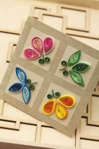 Creative Company | Cards Galore: Brightly coloured flowers